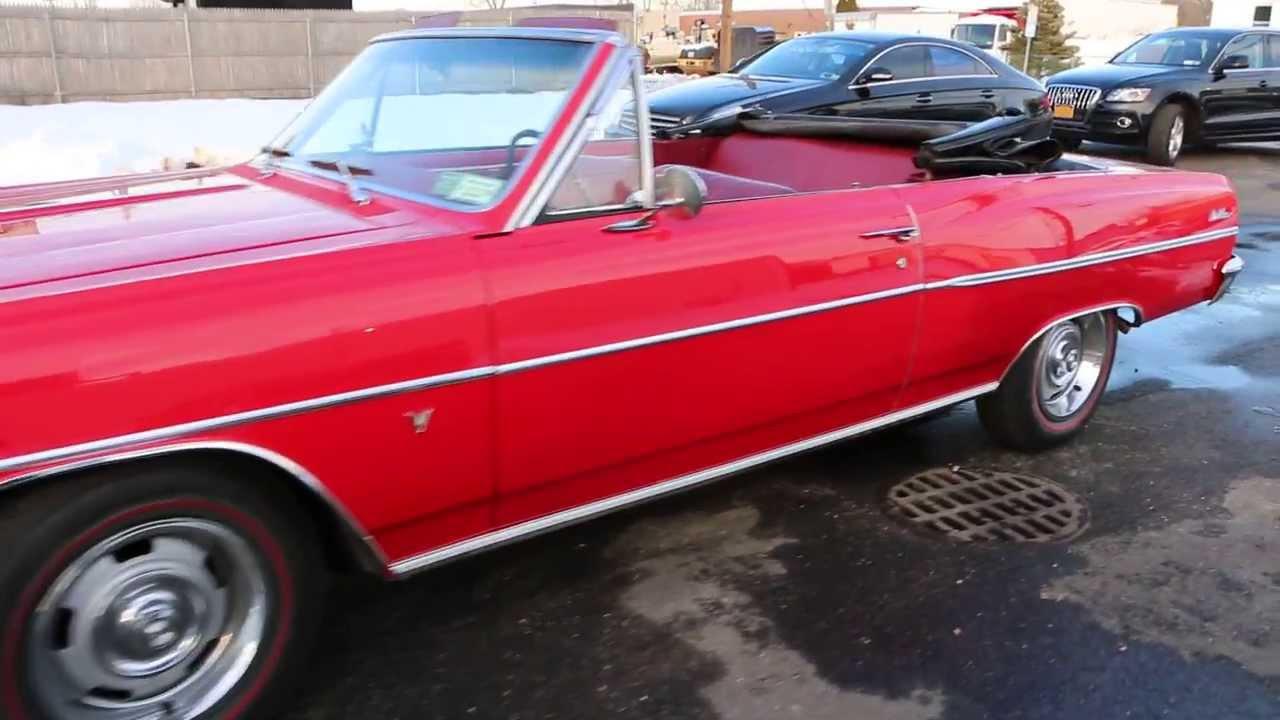 2014 Chevy Malibu For Sale >> 1964 Chevrolet Chevelle Malibu Convertible For Sale~283~4 ...