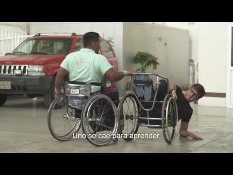 Nacho Lozano con Julio Cesar Rosales, la CDMX desde una silla de ruedas