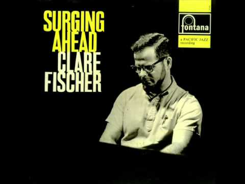 Clare Fischer Trio - Billie's Bounce