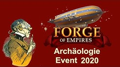 FoETipps: Archäologie-Event 2020 in Forge of Empires (deutsch)