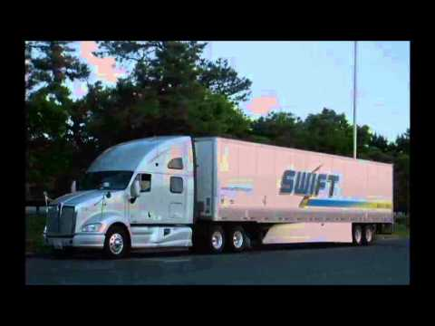 How to DOWN SHIFT TRACTOR TRAILERS for STUDENTS