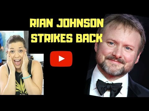 RIAN JOHNSON MOCKS THE FANS ONCE MORE!!!!