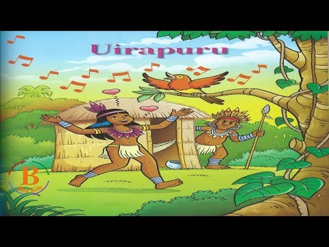 Lendas Brasileiras Turma da Mônica -  Uirapuru, o Pássaro da Felicidade -  Folclore Brasileiro