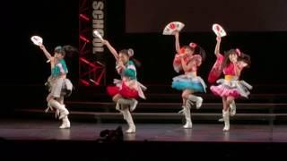 peony:島根県の魅力を発信するためにアクターズスクール広島で結成され...