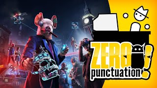 Watch Dogs: Legion (Zero Punctuation) (Video Game Video Review)