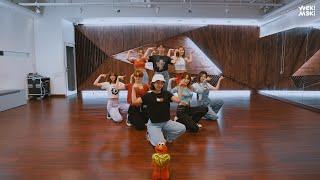 Weki Meki 위키미키 - Moya Moya DANCE PRACTICE