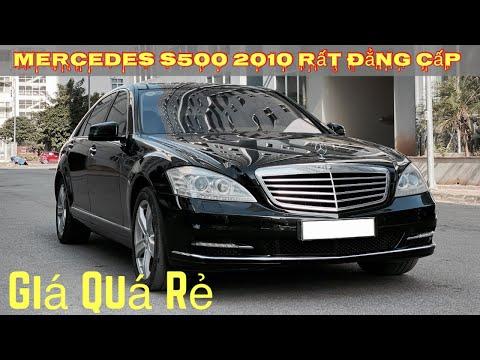 Mercedes S500 2010 - Đẳng Cấp Vẫn Trường Tồn Theo Thời Gian - Giá Thì Quá Rẻ Để Sở Hữu