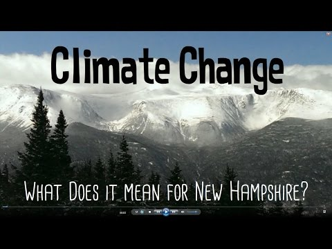 Climate Change - What does it mean for New Hampshire?