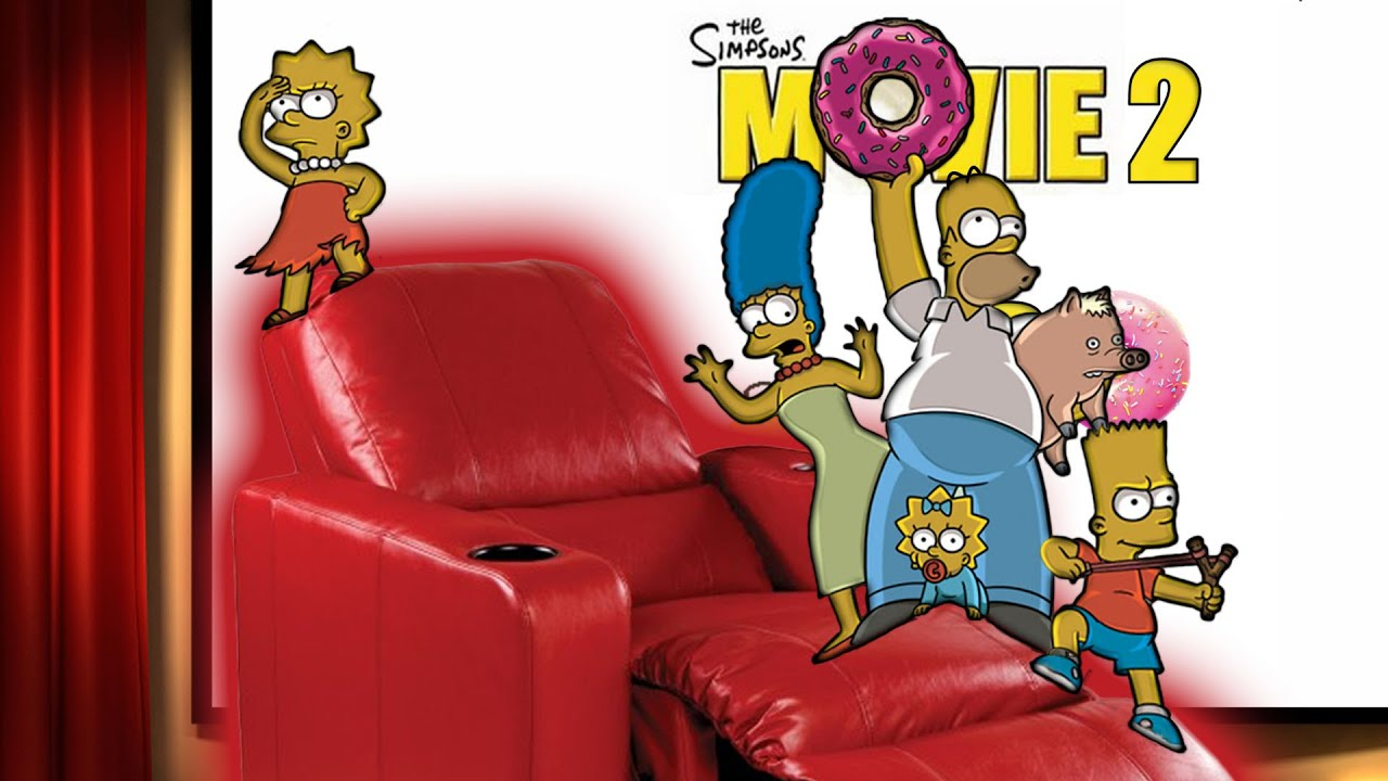 Will There Be A Simpsons Movie Sequel Amc Movie News Youtube