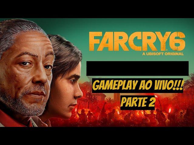 Far Cry 6 - Chegando na Cidade Principal - 4K 60 - Xbox Series X