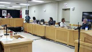 Regular Session of Council for September 14, 2021 (Part 1)