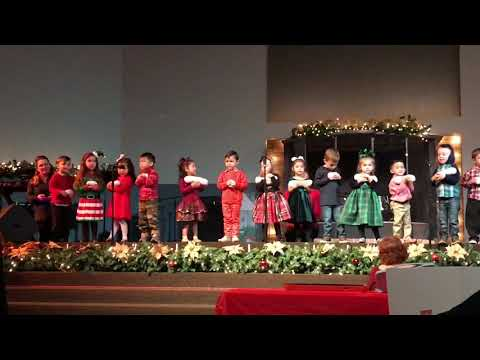 Samuel Nguyen's 2018 Christmas Performance