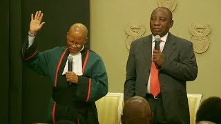 The Heat: South Africa's new President Pt 1