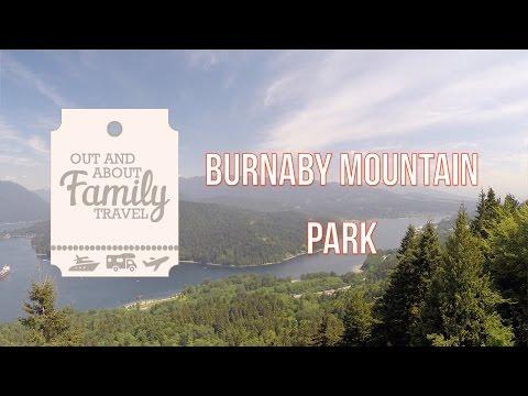 Burnaby Mountain Park - Burnaby BC Canada