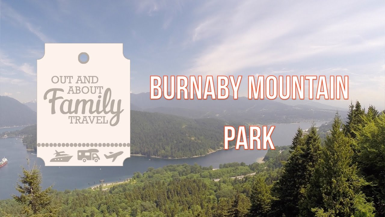 how to get to burnaby mountain