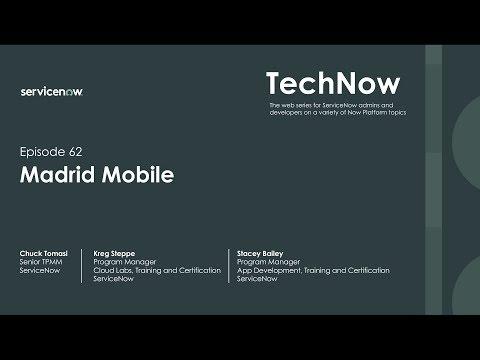TechNow Ep 62 | Madrid Mobile