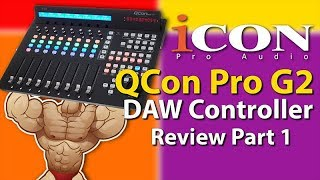 ICON Pro Audio - QCon Pro G2 - Review and Setup - Part 1