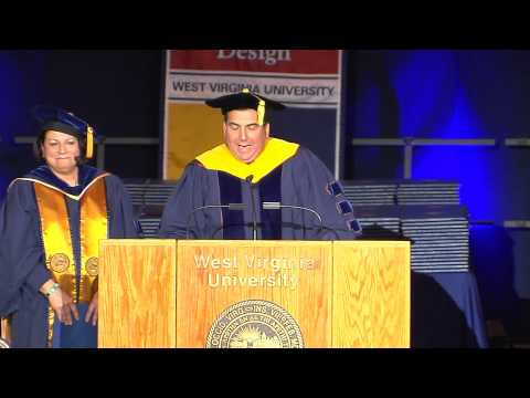 Davis College of Agriculture, Natural Resources and Design Commencement, 2015: WVU