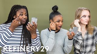 This Brow Product Looks Amazing On Every Skin Tone   Triple Threat   Refinery29