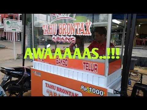 AWAAAAS..!!!  ADA TAHU BERONTAK. Batam Street Food