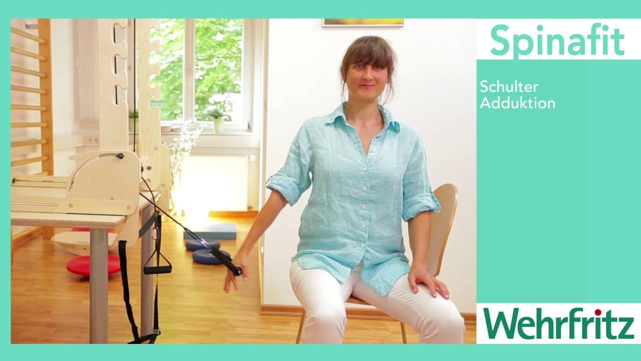 Spinafit U2013 Das Multifunktionale Trainingsgerät Für Die Therapie U0026  Altenpflege