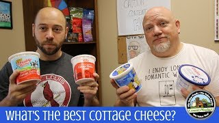 What's the Best Cottage Cheese? | Blind Taste Test Rankings