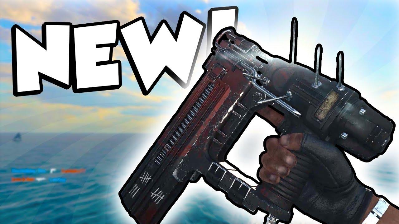 THE NEW NAIL GUN! (Call of Duty: Black Ops Cold War)