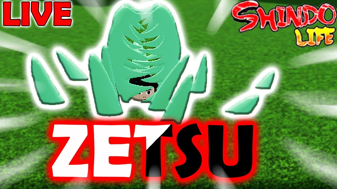 Download [ZETSU!] COUNTDOWN FOR THIS NEW HUGE UPDATE?!! in Shindo Life Roblox Live