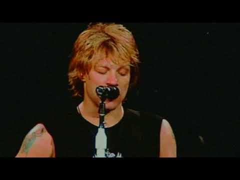 Bon Jovi - I Won't Back Down (Tom Petty Tribute, Milwaukee 2006)