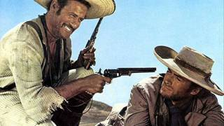 Ennio Morricone - The Good,The Bad and The Ugly Main Theme (1966)
