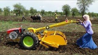 Удивительные машины. Техника. Сельское хозяйство и современные технологии.