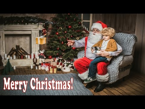 1 hour of Christmas Music for Shopping Center // Music for Shopping