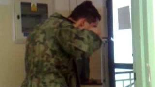 jak sie je w wojsku