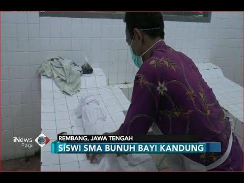Pelajar SMA Melahirkan di Kamar Mandi dan Bunuh Sang Bayi dengan Gunting - iNews Pagi 19/08