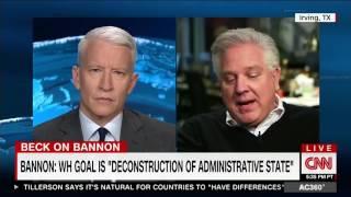 Glenn Beck says Steve Bannon is dangerous
