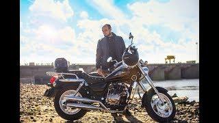 Мой первый мотоцикл. Lifan 125-14F  - стильно и дешево?