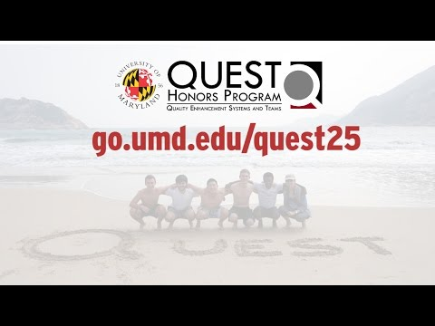 Celebrating 25 Years of QUEST