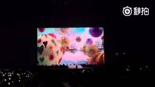 151010 exo love dome concert vcr