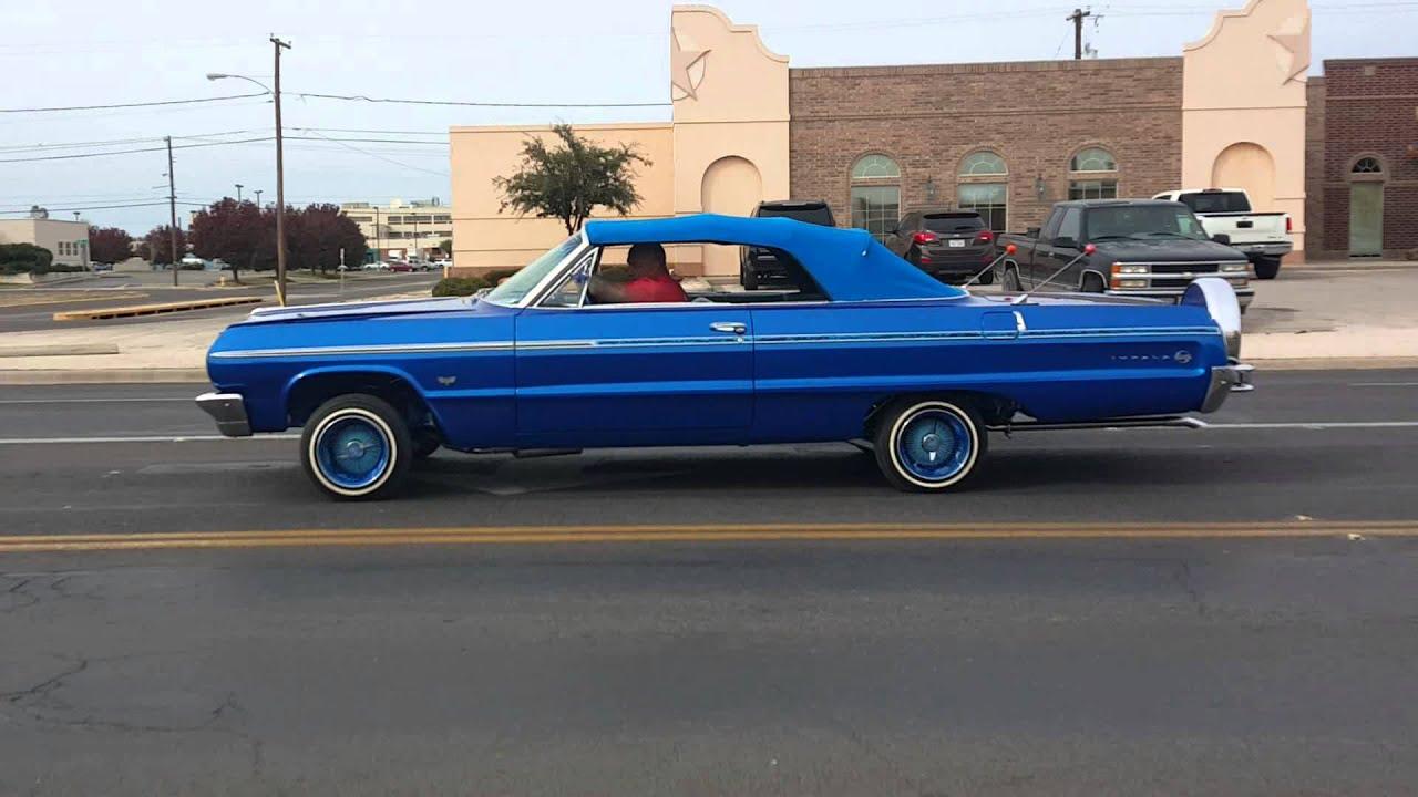 1964 Impala Blue Oil Youtube