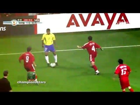 Denílson Vs Turkey - Skills World Cup 2002