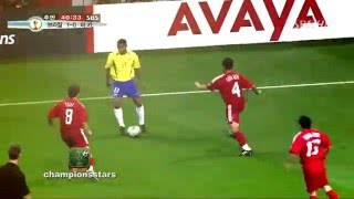 Denílson vs Turkey - Skills World Cup 2002