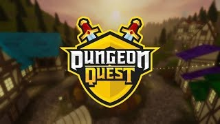 roblox dungon quest| we killed so many pesents
