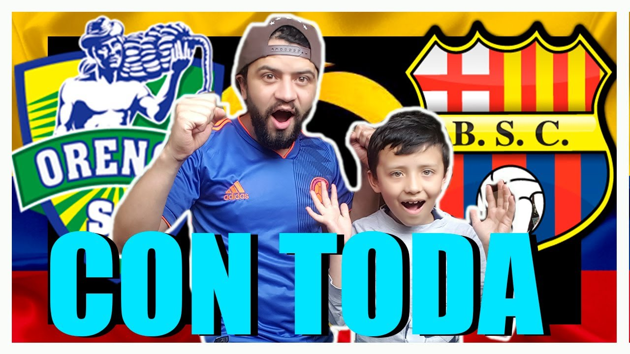 🔴EN VIVO: ORENSE vs BARCELONA FECHA 9- 2020 / REACCION DESDE COLOMBIA