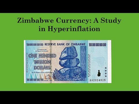 Zimbabwe Currency: A Study in Hyperinflation