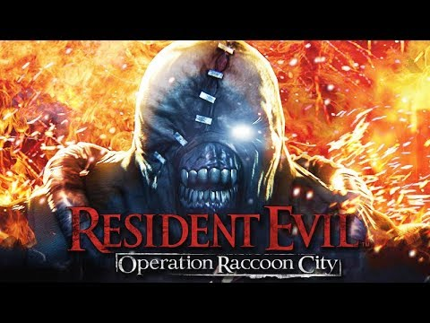 RESIDENT EVIL: Operation Raccoon City All Cutscenes Complete Edition (Includes Echo Six DLC) 60FPS