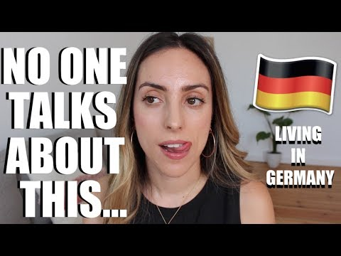 RANDOM THINGS YOU NOTICE IN GERMANY!