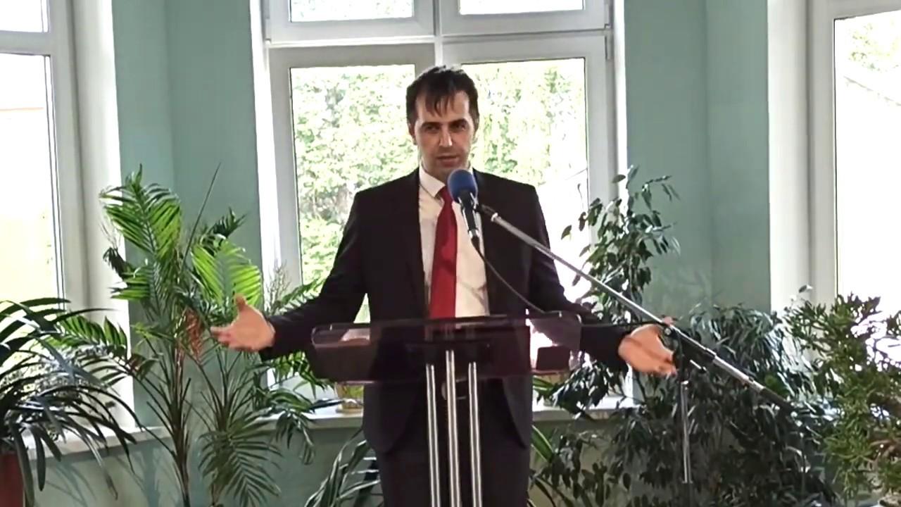 Проповедь «Бог и жизненный опыт» Сергей Парфёнов - YouTube