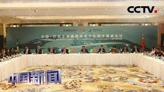 [中国新闻] 中国—巴西企业家委员会十五周年圆桌会议举行 | CCTV中文国际