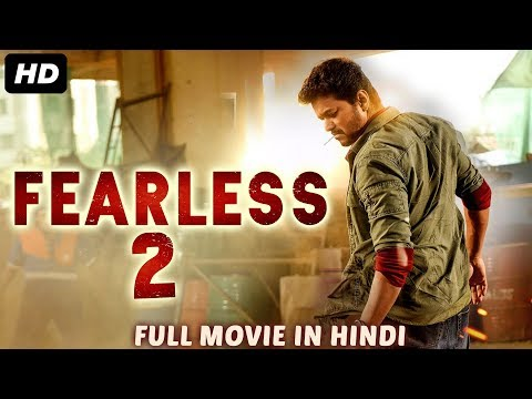FEARLESS 2 - Hindi Dubbed Full Action Movie | Thalapathy Vij
