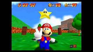 "SM64 [TAS] - Find the 8 Red Coins (28""97)"